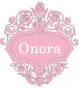 Onora