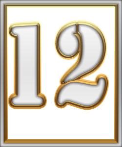 12 Mėnesio diena