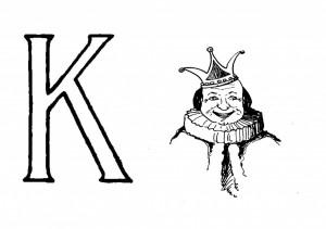Raidė K-Karalius