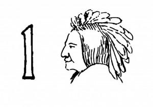 Raidė I-Indėnas