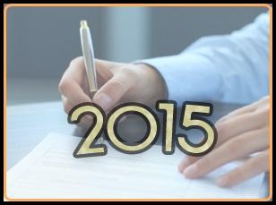 2015 metu dienos palankios dokumentu pasirasymui