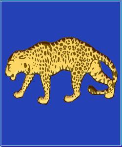3 Mėnulio diena- Leopardas