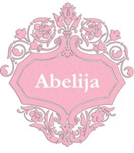 Abelija