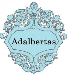 Vardas Adalbertas