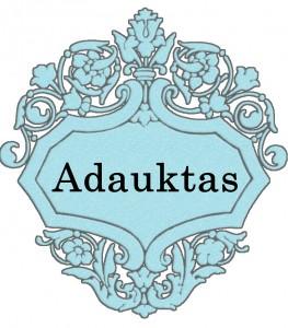 Vardas Adauktas