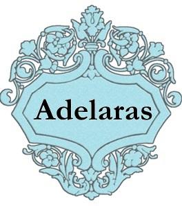 Adelaras