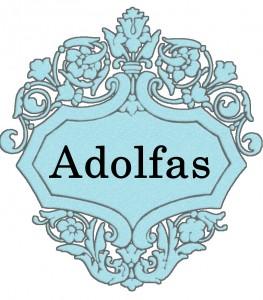 Vardas Adolfas