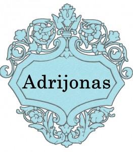 Vardas Adrijonas