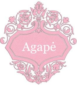 Agapė