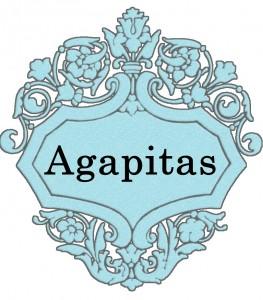 Vardas Agapitas