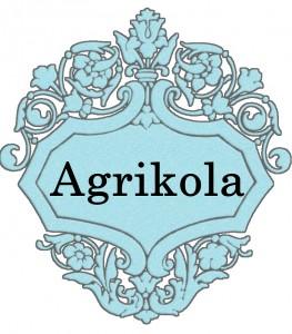 Vardas Agrikola