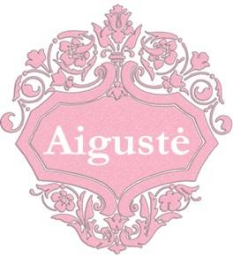 Aigustė