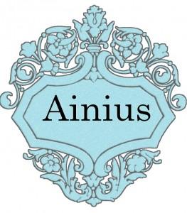 Ainius