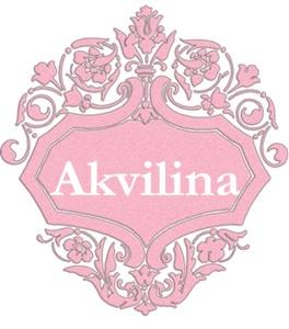 Akvilina