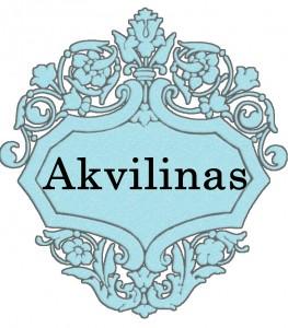 Vardas Akvilinas