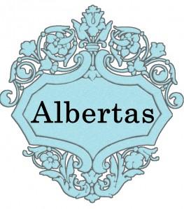 Vardas Albertas