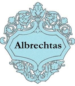 Albrechtas