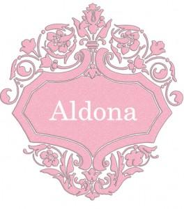 Vardas Aldona
