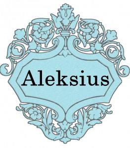 Aleksius
