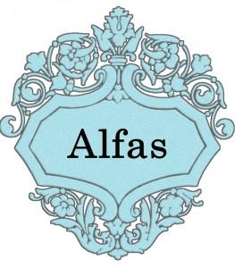 Vardas Alfas