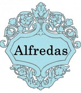 Alfredas