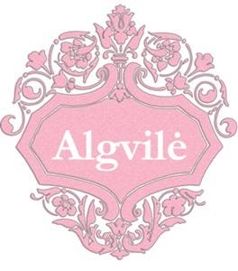 Algvilė