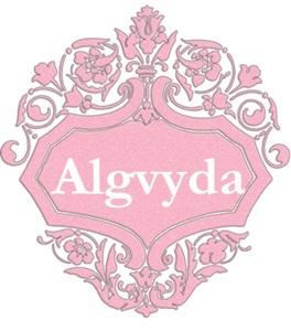 Algvyda