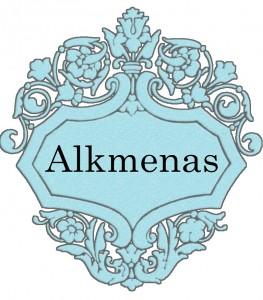 Vardas Alkmenas