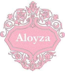 Aloyza