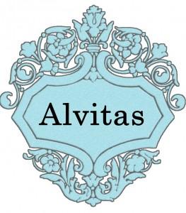 Vardas Alvitas