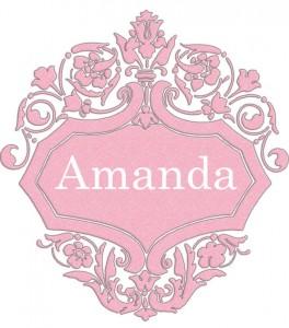 Vardas Amanda