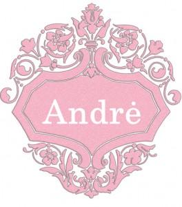 Vardas Andrė