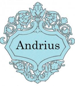 Vardas Andrius