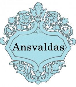 Ansvaldas