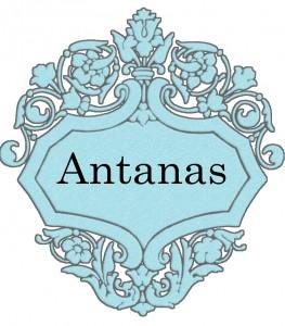 Vardas Antanas