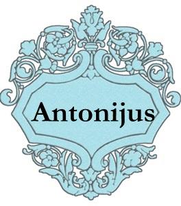 Antonijus