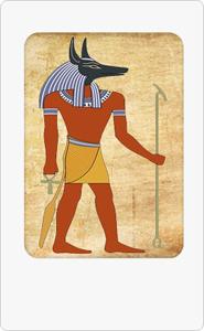Dievas Anubis
