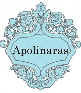 Vardas Apolinaras