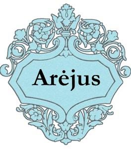 Arėjus