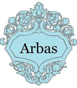 Arbas