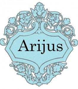 Vardas Arijus
