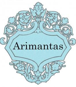 Vardas Arimantas