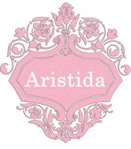 Vardas Aristida