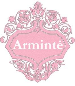 Armintė