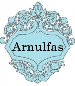 Vardas Arnulfas