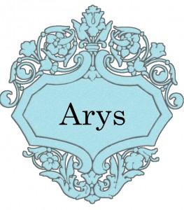 Vardas Arys