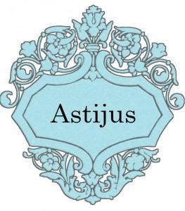 Vardas Astijus