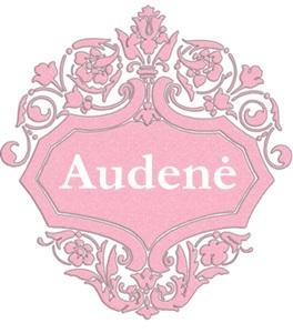 Audenė