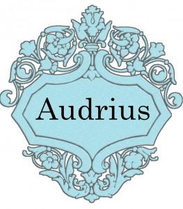 Vardas Audrius