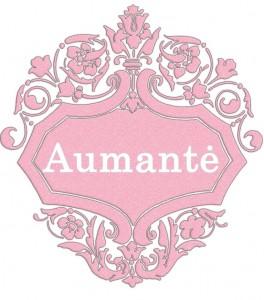 Vardas Aumantė